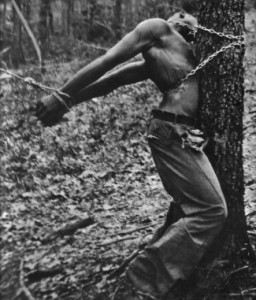 Black-man-lynched